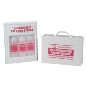 ZEE Medical Emergency Eye & Skin Station