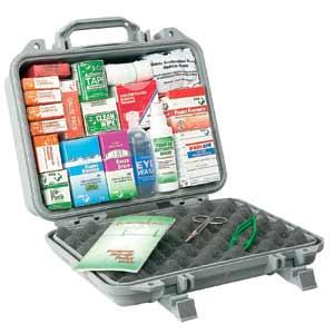 ZEE Medical Multi-Purpose Plastic First Aid Kit