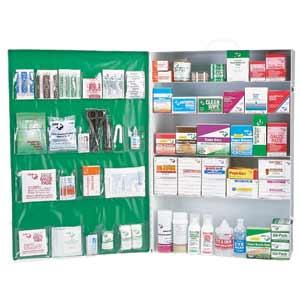 ZEE Medical X-Large Five Shelf Metal Kit