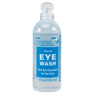 ZEE Medical Eye Wash 1oz.