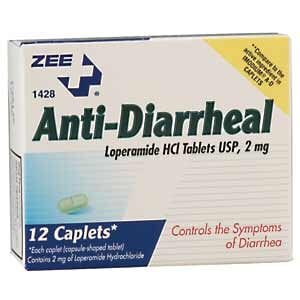 ZEE Medical Anti-Diarrheal Zee 12/PK