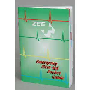 ZEE Medical Pocket First Aid Guide