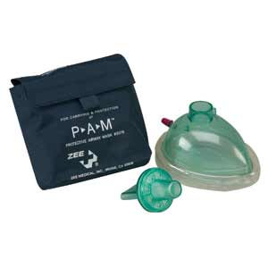 ZEE Medical PAM (Protective Airway Mask)
