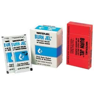 ZEE Medical Waterjel Burn Jel Packets 25PKS