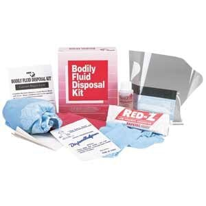 ZEE Medical Bodily Fluid Disposal Kit
