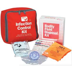 ZEE Medical Infection Control Kit