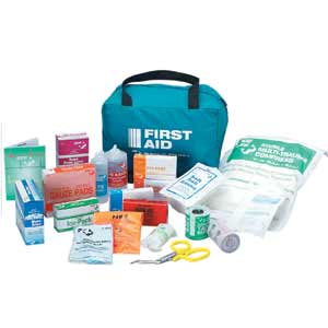 ZEE Medical Soft Side First Aid Kit