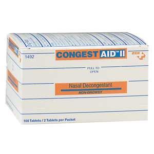 ZEE Medical Congest Aid II 125/PKS OF 2