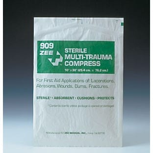 Multi-Trauma Compress - ZEE Medical