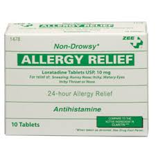 Loratadine Allergy
