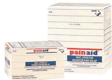 ZEE Medical Painaid 125 PK/ OF 2