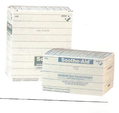 ZEE Medical Soothe-Aid 50 BOX