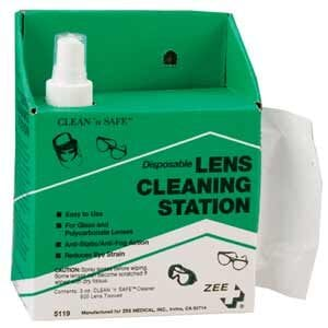 ZEE Medical Disposable Lens Cleaning Station