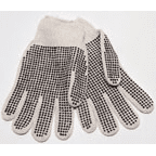 Plastic Dot Gloves