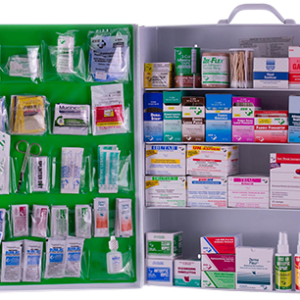 First-Aid Kits & Cabinets
