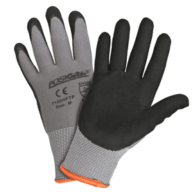 Microfoam Coated Gloves