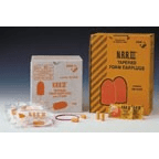 ZEE Medical NRR III Foam Earplugs