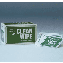 Clean Wipes - ZEE Medical