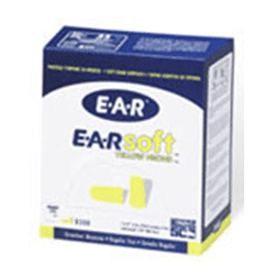 E.A.R. Soft Yellow Neon