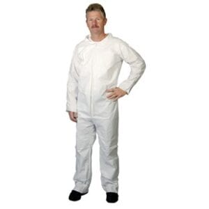 Bonded Poly Coveralls