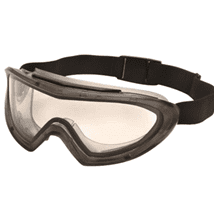 CAPSTONE DUAL LENS SAFETY GOGGLES