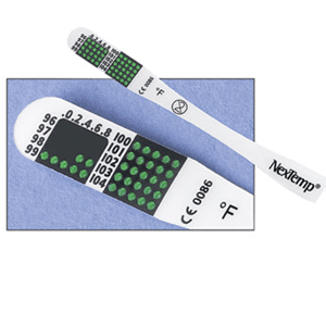 NexTemp Disposable Thermometers